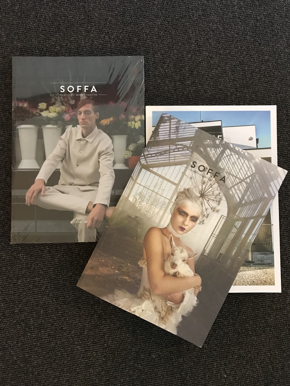 soffa magazine